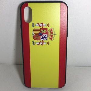 Accessories - iPhone X or XS Spain Case
